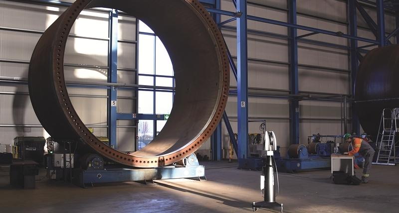 применение лазерного трекера в машиностроении