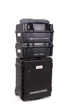 Трекер Leica AT960 + Щуп T-Probe + Сканер LAS