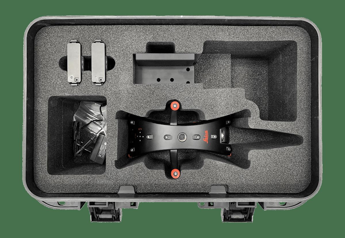 Leica T-probe bundle case