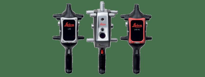 сканеры для лазерных трекеров