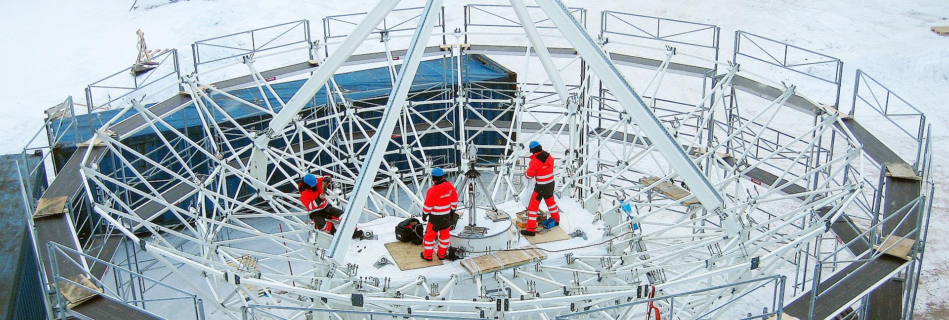 Измерительное оборудование концерна Hexagon
