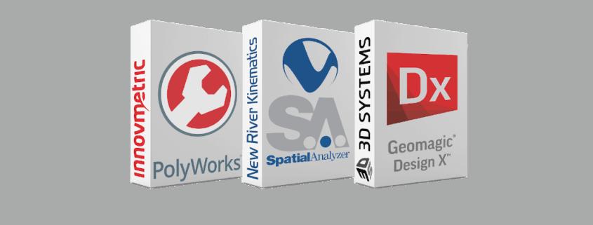 программное обеспечение PolyWorks SA Geomagic