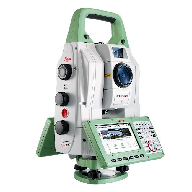 Тахеометр Leica TS60