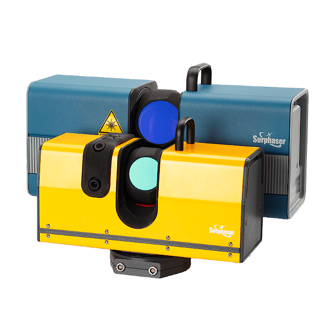 Сканеры surphaser