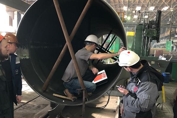 измерения лазерным трекером